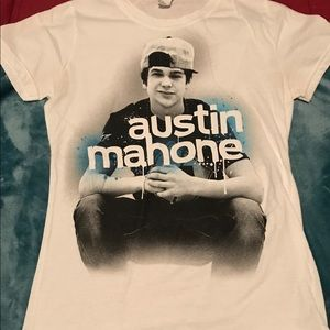 Austin Mahone fan T-shirt